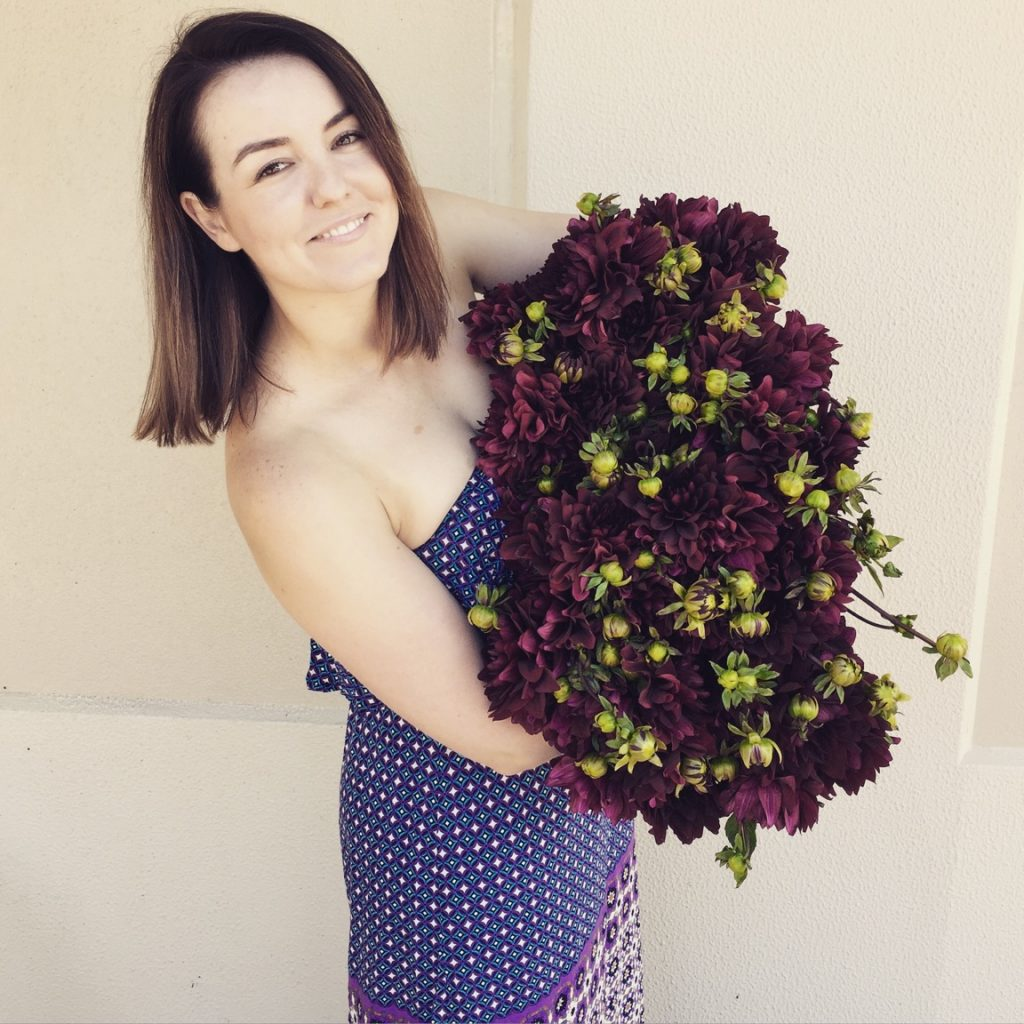 Interview with a Perth Florist – part 1 – Amy K