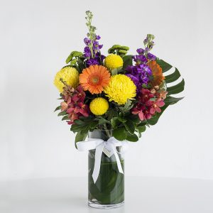 Bright & Colourful Vase