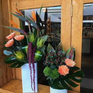 Perth flowers for corporate events