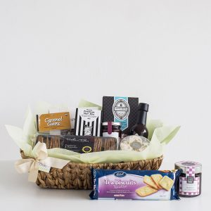Sweet Hamper with gourmet delights