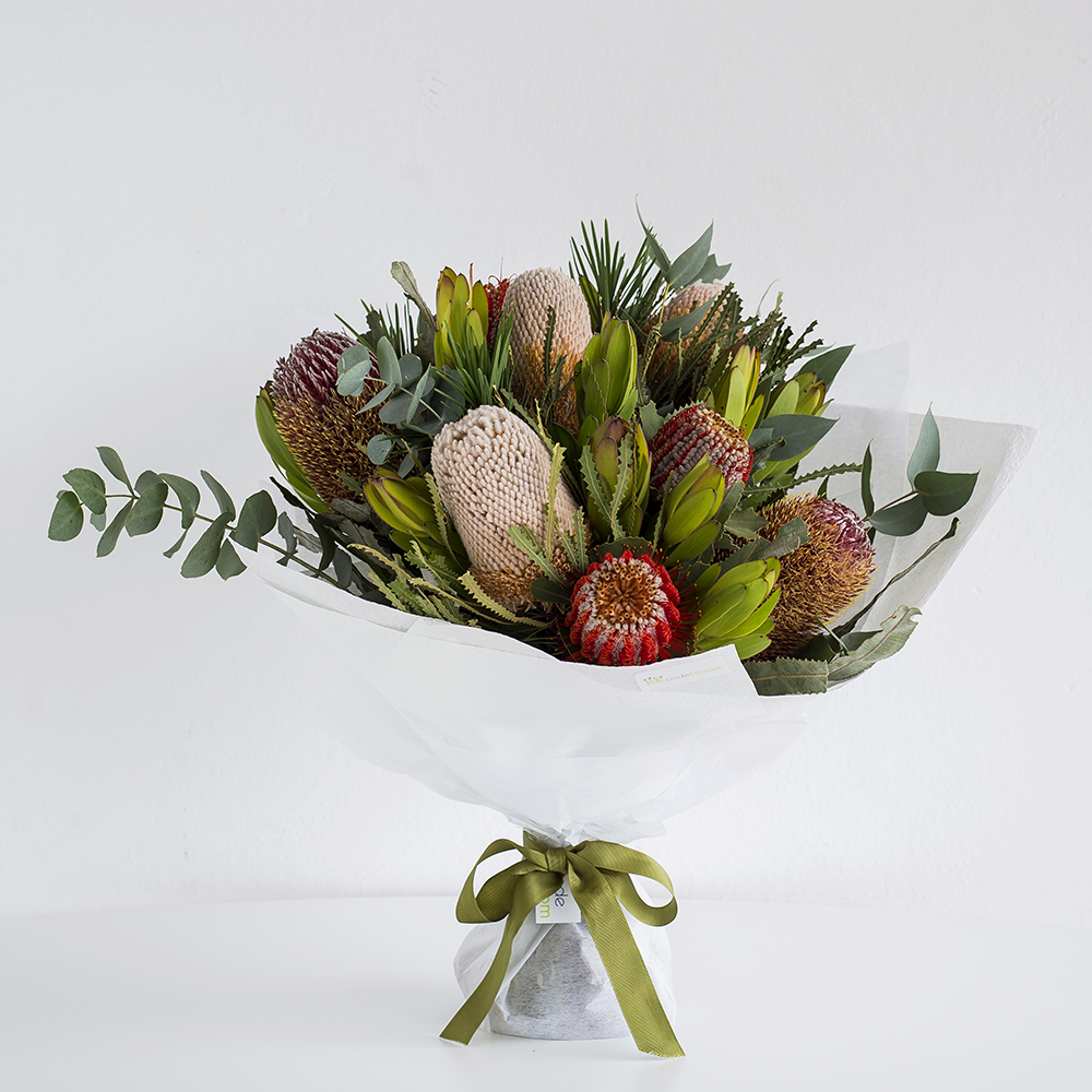 Native Flower Bouquet • Code Bloom - Perth Florist, Fresh flower ...