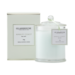 Amalfi 350g Glasshouse Candle