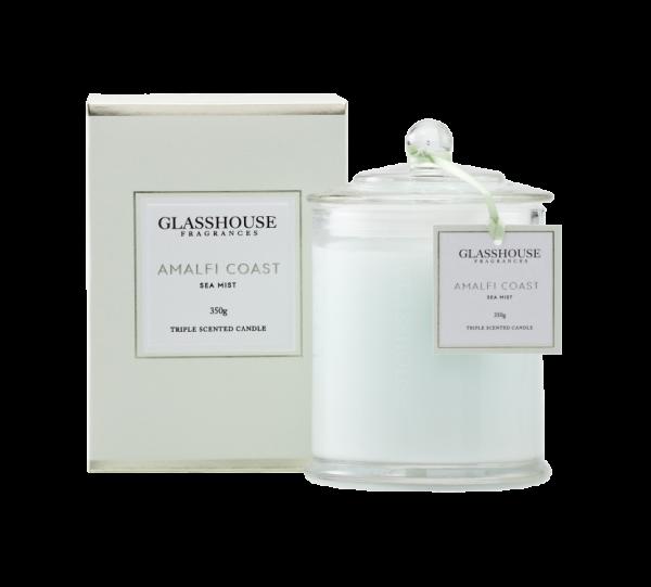 Amalfi 350g Glasshouse Candle