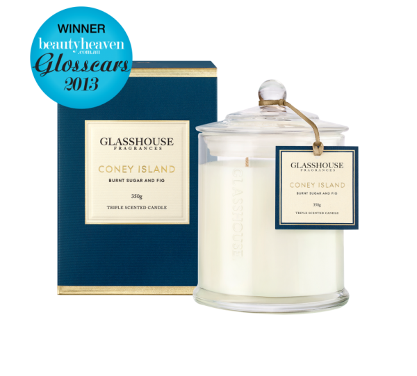 Coney Island - 350g Glasshouse Candle