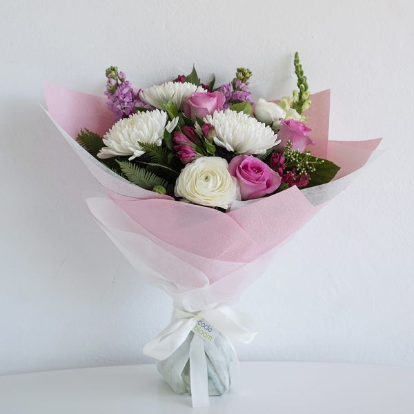 Pinks & Whites Bouquet