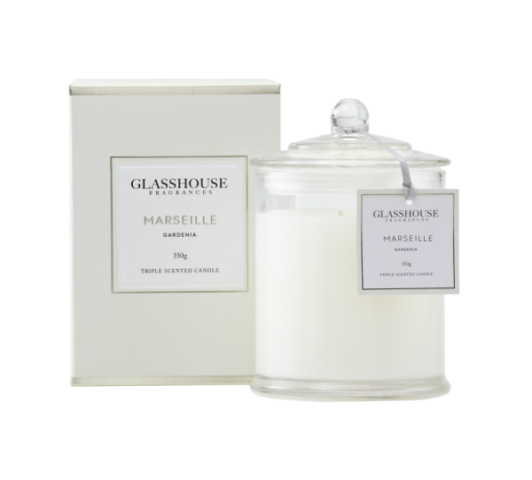 Marseille - 350g Glasshouse Candle