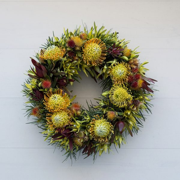 Natives Wreath