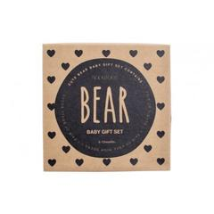 Cute gift set of tights and socks - Bear