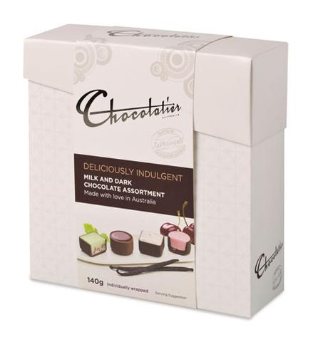 Chocolatier Assortment 140g