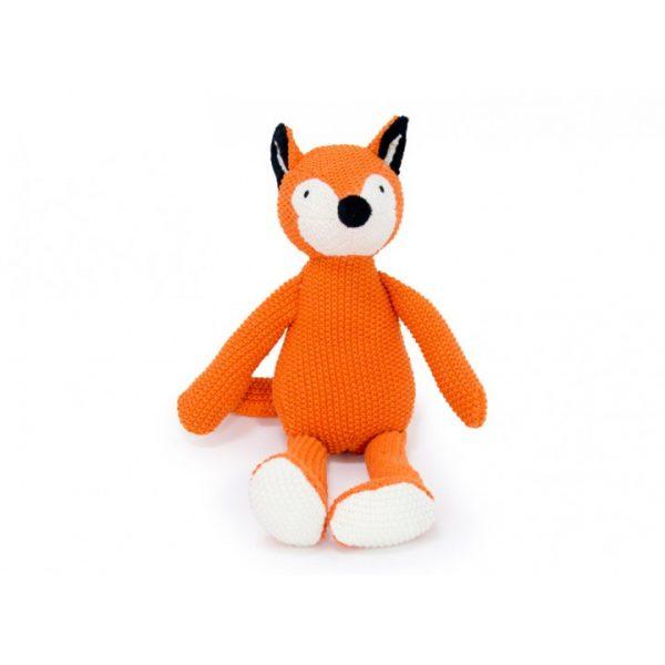 Crochet Fox by Annabel Trends