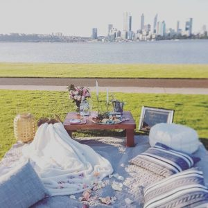 Picnic by Design Valentine's idea Perth