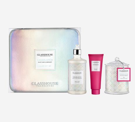 Casablanca Glasshouse Limited Edition Luxury Gift Set