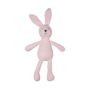 pink bunny - lily and george toy