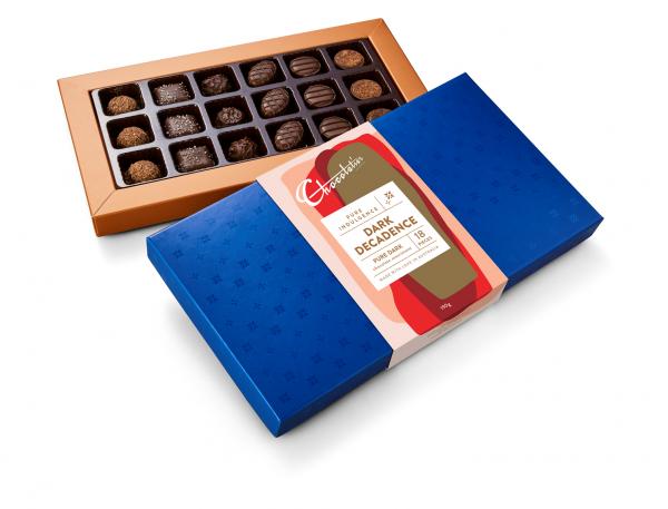 chocolatier dark chocolates